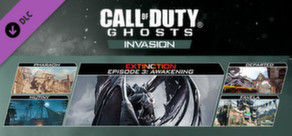 Call of Duty: Ghosts - Invasion Steam GIFT REGION RU
