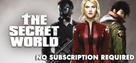 The Secret World - REGION FREE