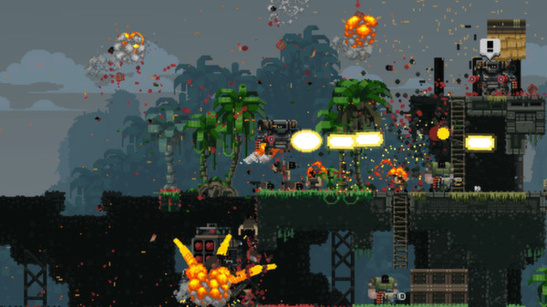 Broforce  (Steam Gift / REGION FREE)