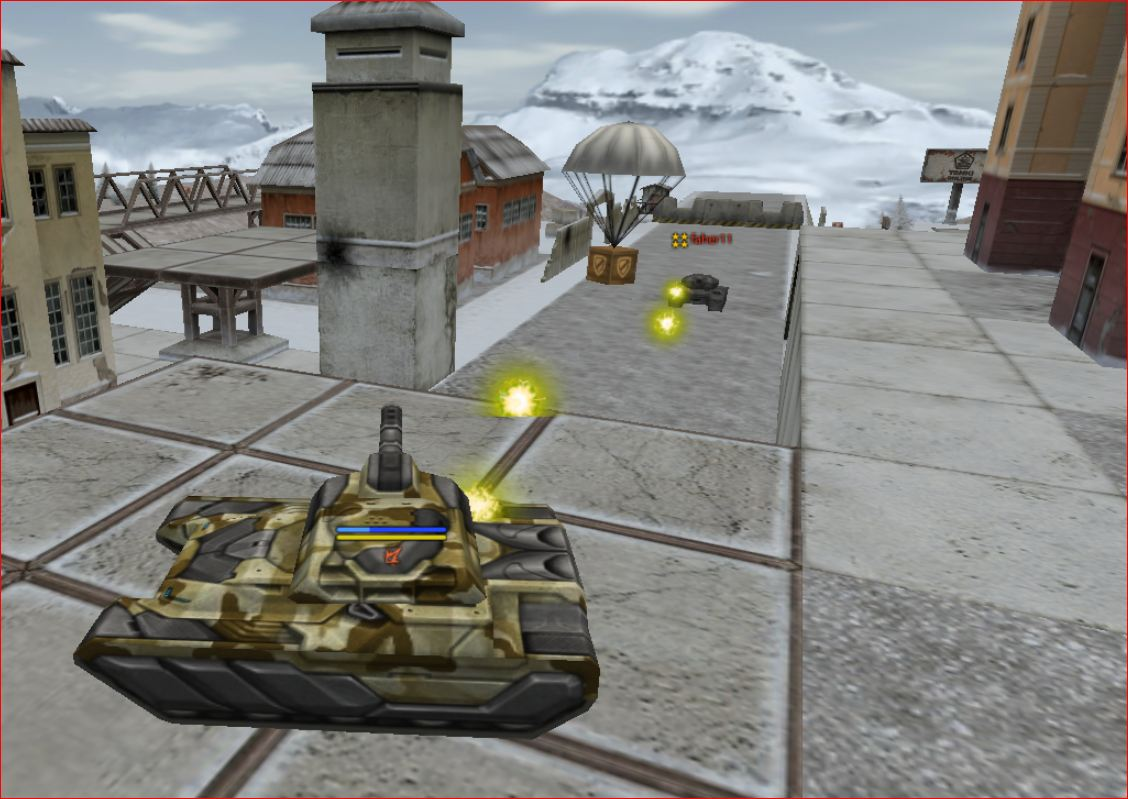Tanks Online - Generalissimo Account