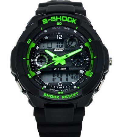 Instruction in Russian for watch SKMEI S-shock 0931