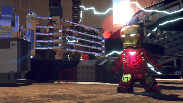 LEGO® Marvel™ Super Heroes Steam Gift / RU+CIS