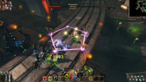 The Incredible Adventures of Van Helsing II GIFT RU CIS