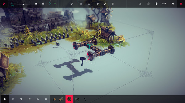Besiege Steam Gift/RU CIS