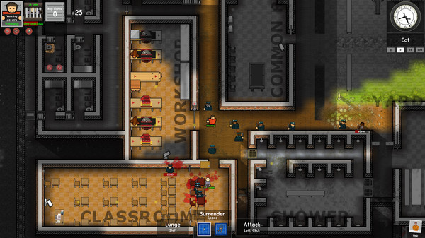 Prison Architect Standard Steam Gift/RU CIS