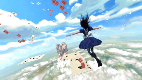 Alice Madness Returns Steam Gift/RU CIS
