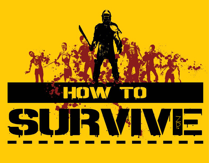How to Survive Steam Gift / RU + CIS