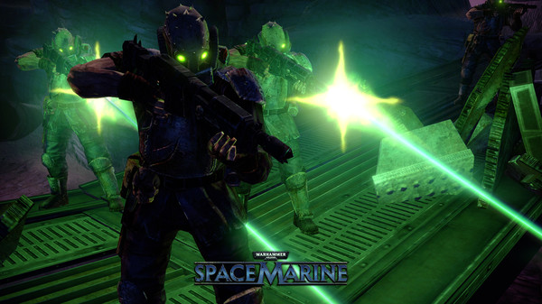 Warhammer 40,000: Space Marine Steam Gift/RU CIS