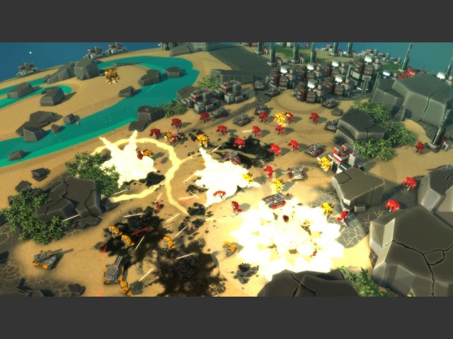 Planetary Annihilation Steam Gift/RU CIS