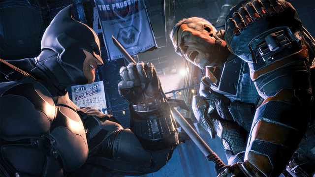 Batman: Arkham Origins Steam Gift/RU CIS