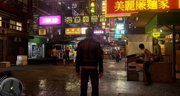Sleeping Dogs: Definitive Edition Steam Gift/RU CIS