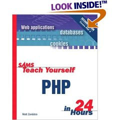 Teach Yourself PHP In 24hours (Обучение PHP за 24 часа)
