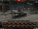 World of Tanks 6000 + Premium fighting technique
