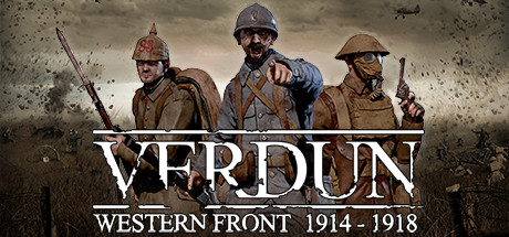 Verdun - original Steam key - Global, Region free