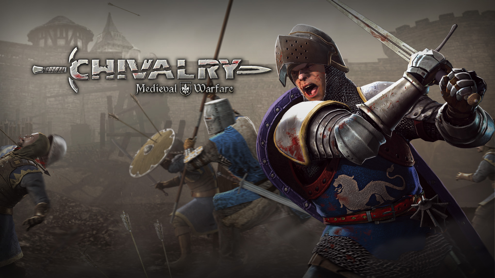 Chivalry: Medieval Warfare - account steam - Global