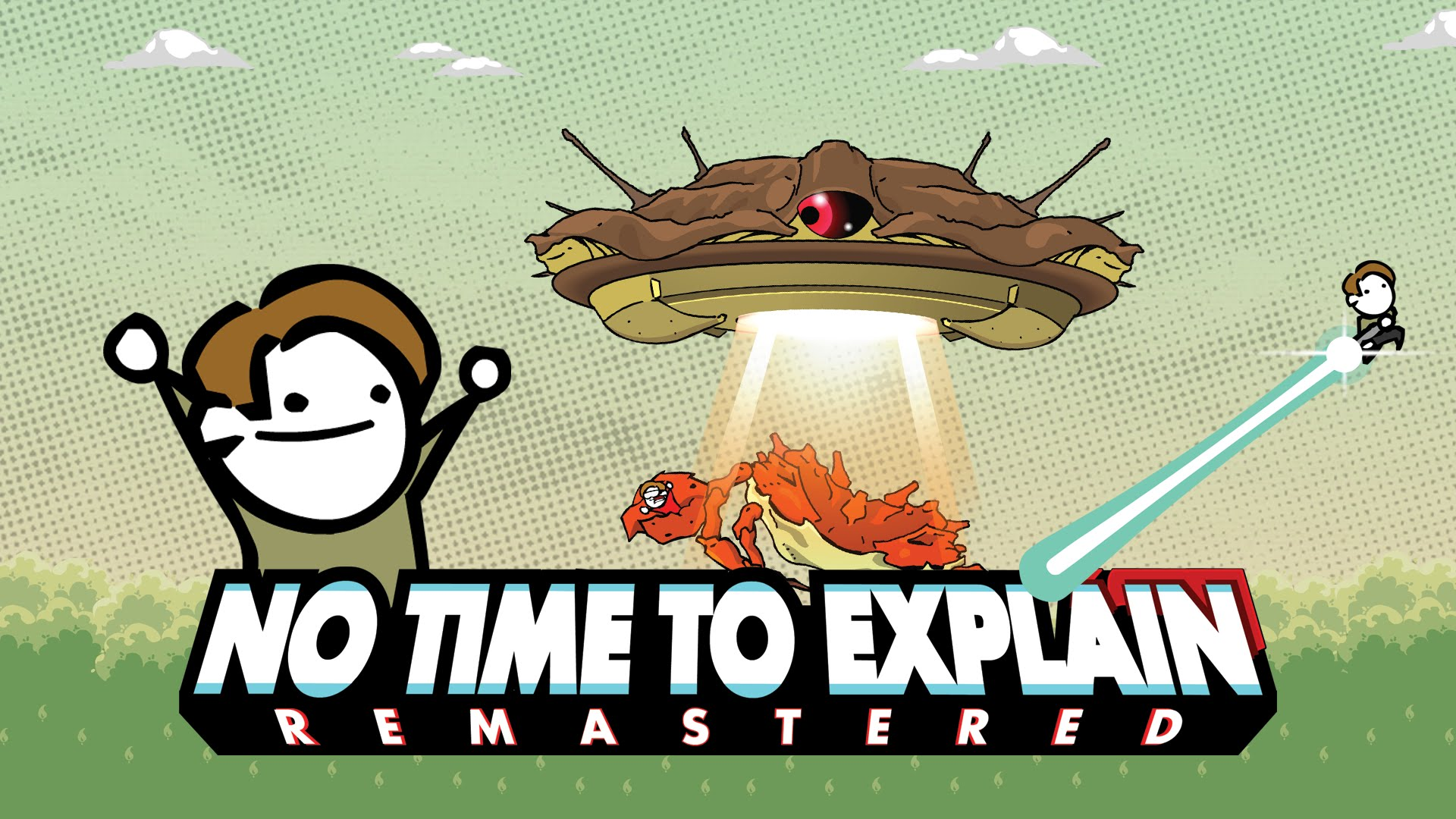 No Time To Explain Remastered - original key - Global