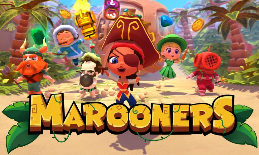 Marooners - original Steam key - Region Free