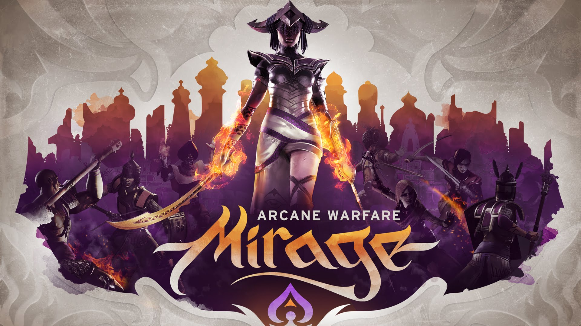 Mirage: Arcane Warfare - account steam - Region free