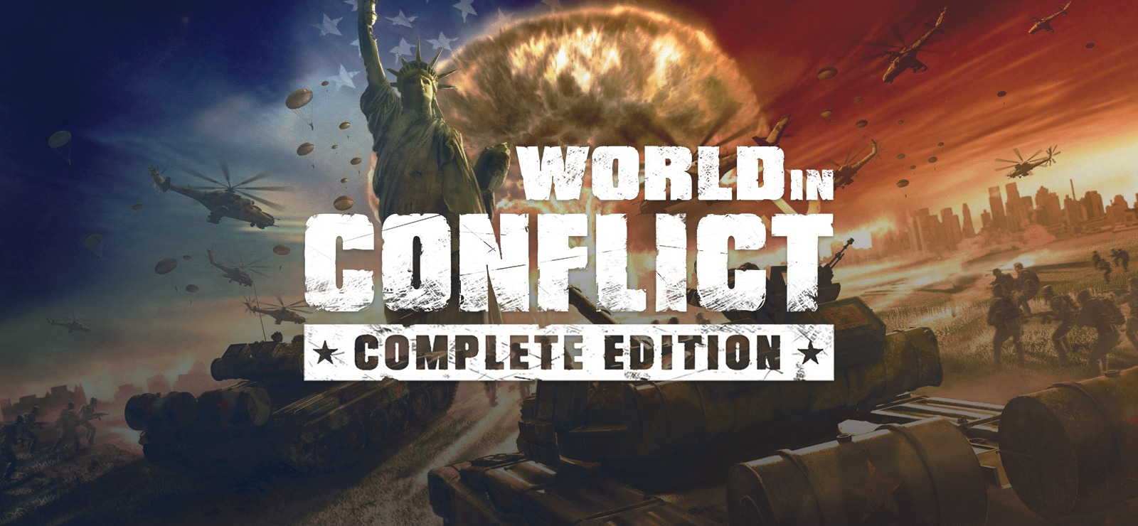 World in Conflict - account uplay (region free; Global)