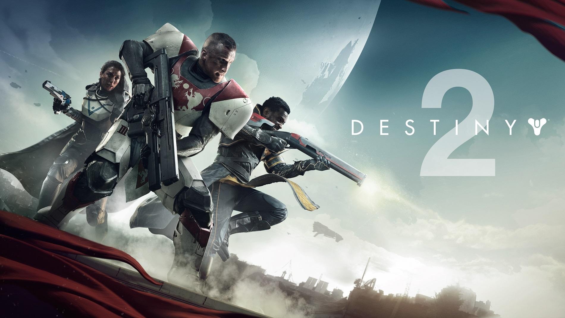 Destiny 2 + родная почта