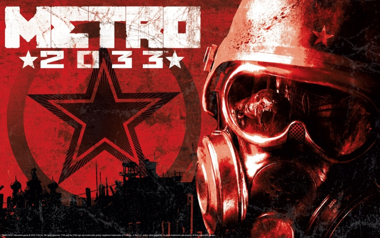 Metro 2033 original steam key (RU+CIS)