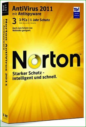 a. Norton ™ AntiVirus 2011/2014 CODE EXTENSION 1year 3P
