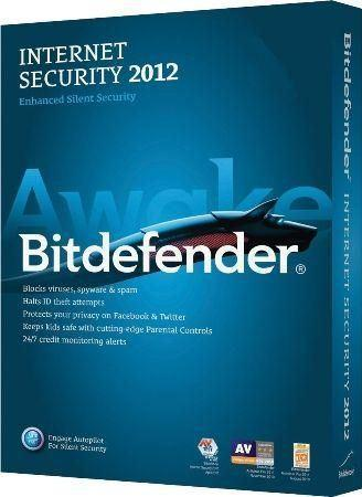 BitDefender Internet Security  2011-2014  1ГОД 1ПК