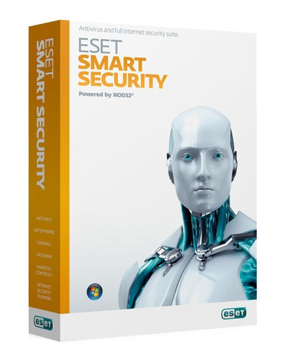 ESET NOD32 Smart Security 1year 2 PC BOX