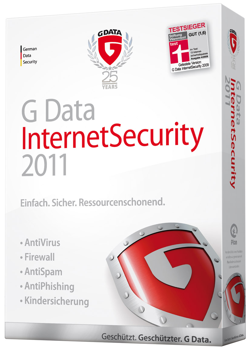 G data internet security 2012 download
