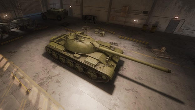 Armored Warfare: Project Armata pin-code on Type 59