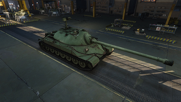 Armored Warfare: Armata project code on IS-7 (forever)