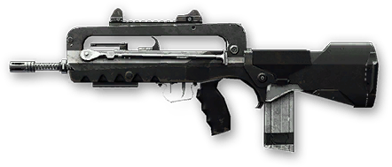 Warface: Famas F1 (forever) - assault rifle