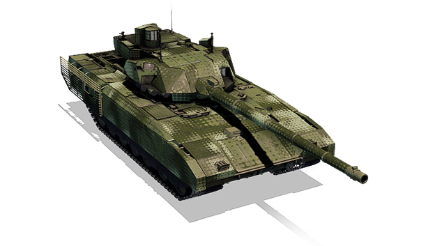"Armored Warfare: Project Armata T-14 ""Armata"" (30 days)"