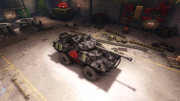Armored Warfare: Armata project PIN on Lav-150 90 Merc