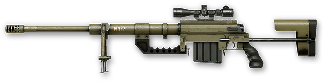 Warface: CheyTac M200 sniper rifle