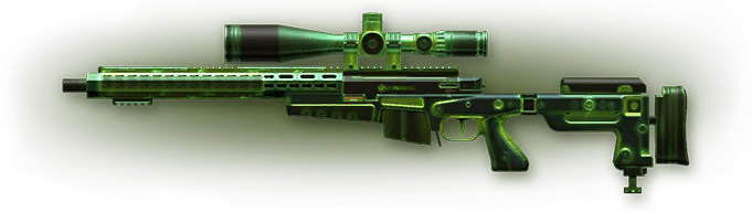 "Warface: AX308 ""Radiation"" (1 day)"