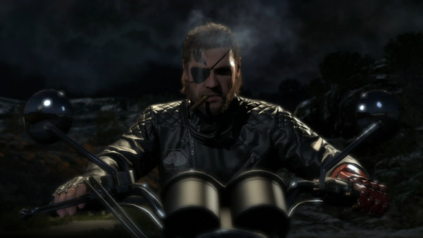 Metal Gear Solid V 5: The Phantom Pain (Steam)