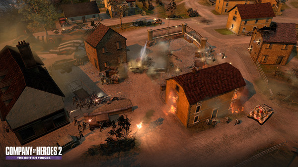 Company of Heroes 2 - The British Forces (Steam)