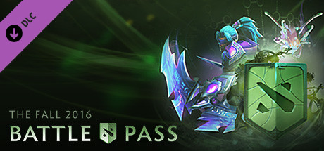Dota 2 - The Fall 2016 Battle Pass (Steam | RU)