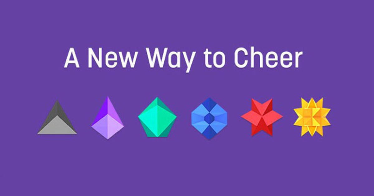Bits (Cheers) Twitch / 20.000 Bits (-13% discount) 2019