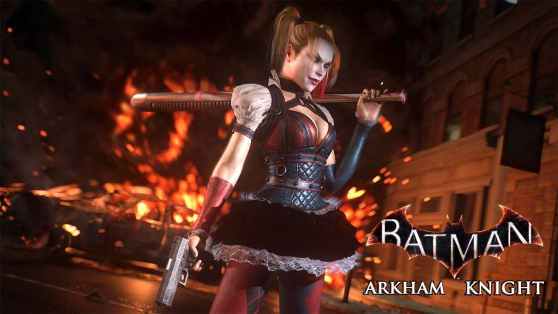 Batman: Arkham Knight — Harley Quinn DLC STEAM