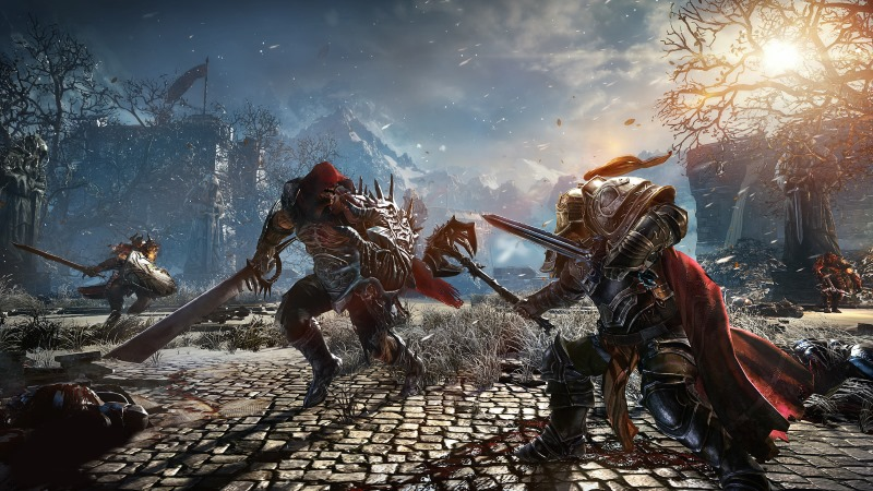 Lords Of The Fallen Limited Ed. — REG. FREE / MULTILANG