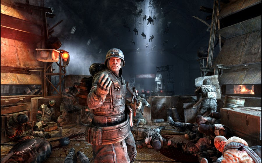 Metro:Last Light Limited Edition(Steam)+СКИДКИ+DLC