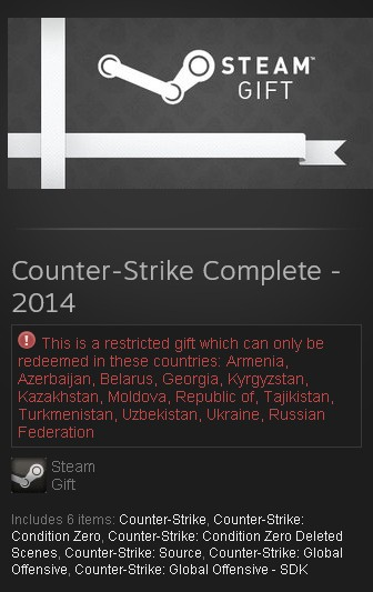 Counter-Strike: Global Offensive CS GO + COMPLETE