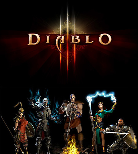 DIABLO 3 PHOTO (EURO/US) - Scan+++!Best Discount