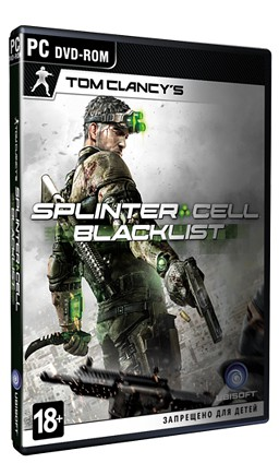 Tom Clancy´s Splinter Cell Blacklist upper echelon