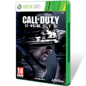 Xbox Live CoD Ghosts DLC карта FreeFall Xbox 360
