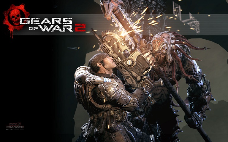 Gears of War 2 DLC All Fronts Collection Xbox 360
