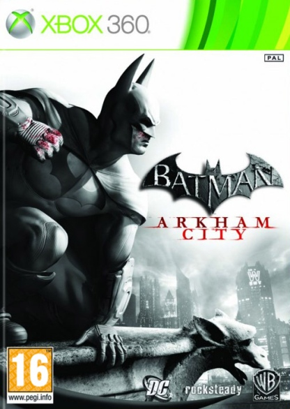 Xbox Live GoD Batman Arkham City для Xbox 360 EU/RU