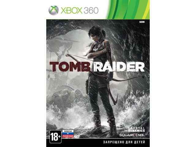 Xbox Live GoD Tomb Raider for Xbox 360 EU / RU